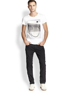 Acne Studios - Ace-Ups Straight-Leg Jeans