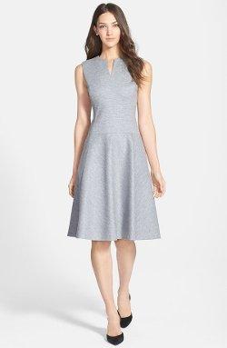Classiques Entier - Fit & Flare Dress