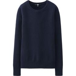Uniqlo - Cashmere Round Neck Sweater