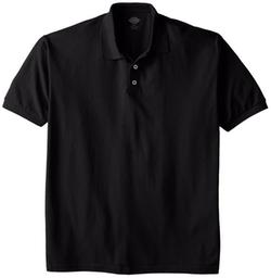 Dickies  - Big Short Sleeve Pique Polo Shirt