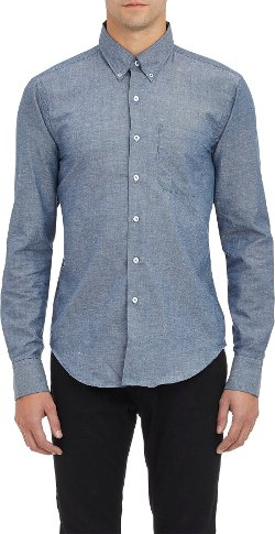 Naked & Famous Denim Shirt - Regular Shirt