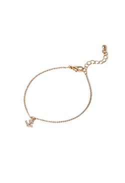 Forever 21 - Anchor Charm Bracelet