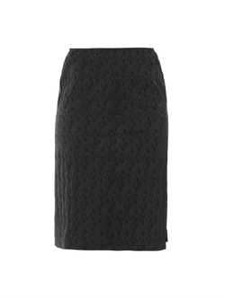 Nina Ricci  - Textured Jacquard Pencil Skirt