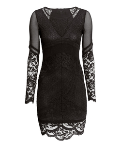 H&M - Lace Dress