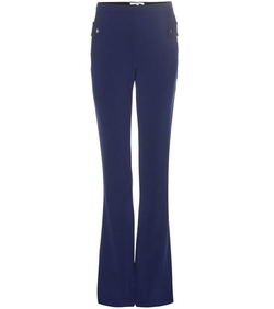 Carven - High-Rise Flared Trousers