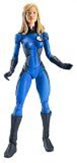 Toy Biz - Invisible Woman Deluxe Figure