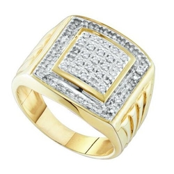 TheJewelryMaster - Diamond Fashion Ring