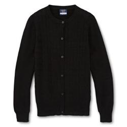 IZOD - Cable-Front Cardigan