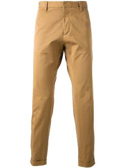 DSQUARED2  - Slim Fit Chinos