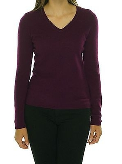 Charter Club - Cashmere V-Neck Sweater