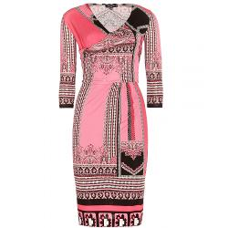 Etro - Printed Wrap Dress