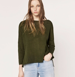 Zara - Round Neck Sweater