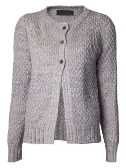 The Elder Statesman  - Cashmere Cardigan
