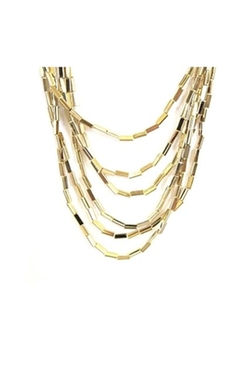 House Of Harlow 1960 - Multi-Strand Necklace