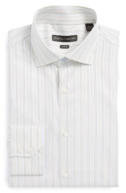 Vince Camuto  - Modern Fit Stripe Dress Shirt