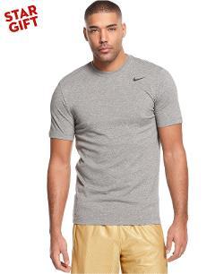 Nike - Dri-Fit Swoosh Tee