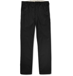 Club Monaco  -  Davis Slim-Fit Cotton Chinos