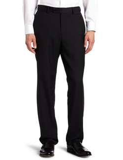 Louis Raphael - Flat-Front Dress Pants