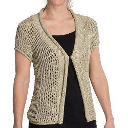 Pure Handknit  - Bonfire Cardigan Sweater