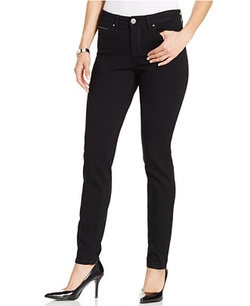Style & Co. - Tummy-Control Skinny-Leg Jeans