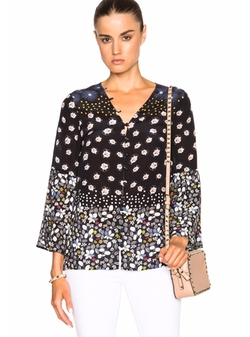 Suno  - Button Front Top