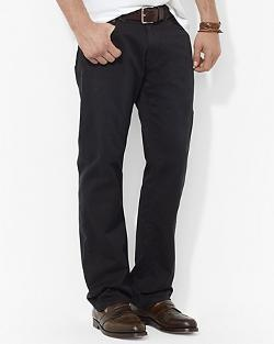Polo Ralph Lauren - Straight-Fit Five-Pocket Chino Pant