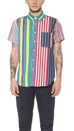 Woolrich Woolen Mills - Martinique Short Sleeve Shirt