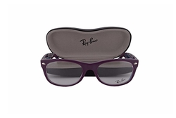 Ray Ban - Top Violet On Texture Eyeglasses