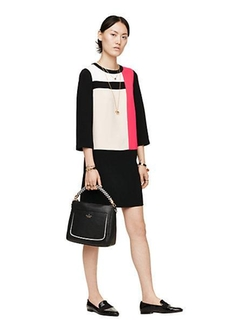 Kate Spade New York - Colorblock Shift Dress