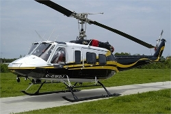 Bell - 1977 Turbine Helicopter