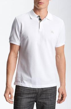 Burberry Brit - Modern Fit Piqué Polo