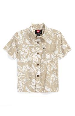 Quiksilver - Izu Izu Woven Cotton Shirt