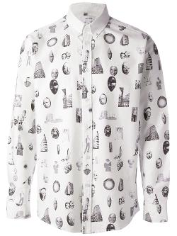 Soulland  - Printed Image Shirt