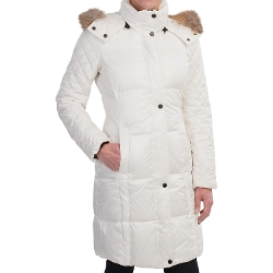 Marc New York by Andrew Marc - Alana Long Quilted Down Coat