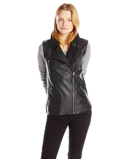 Lucky Brand - Slouchy Leather Vest