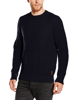 Ben Sherman - The Cable-Knit Sweater