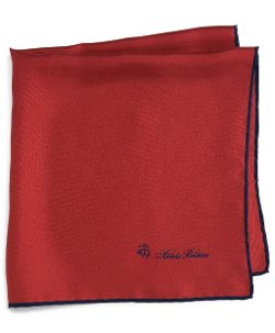 Brooks Brothers - Silk Pocket Square