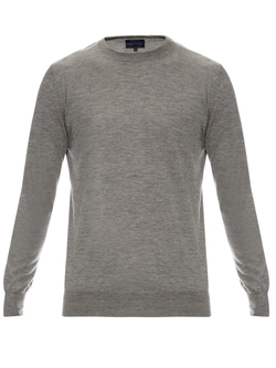 Lanvin - Crew-Neck Cashmere Sweater
