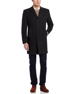 Tommy Hilfiger - Barnes Single-Breasted Walker Coat