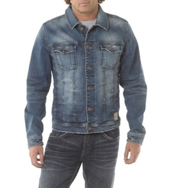 Silver Jeans Co. - Classic Denim Jacket