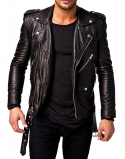 LeatherJacket4u - Moto Leather Jacket