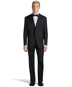Canali - Wool 2-Button Suit