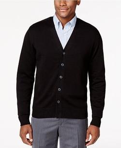 Tricots St Raphael  - Button-Front V-Neck Cardigan