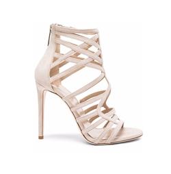 Tamara Mellon - Goddess Nappa & Suede Sandals