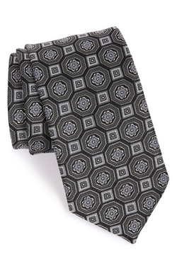 John W. Nordstrom - Medallion Silk Tie