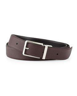 Alfred Dunhill - Textured Belt