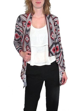Avenue A - Tribal Cardigan