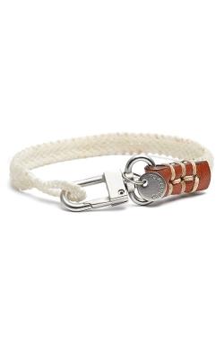 Caputo & Co - Knotted Nylon Bracelet