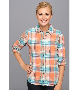 The North Face  - Long Sleeves Alemany Plaid Shirt