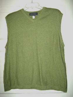 Banana Republic  - Soft Cotton Sweater Vest